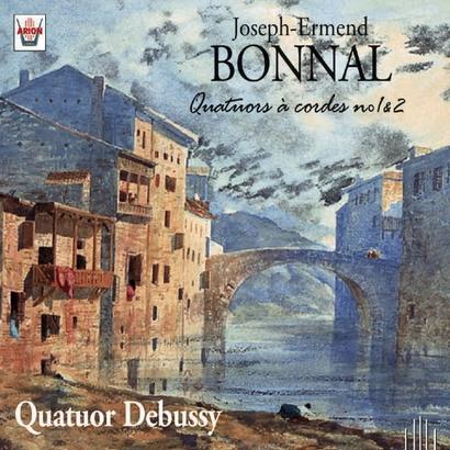 BONNAL, Quartet n°1 et 2