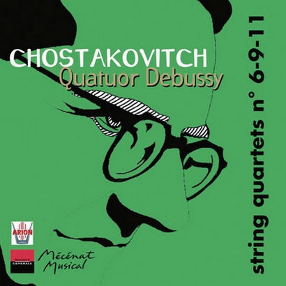 CHOSTAKOVITCH, Quartet n°6-9-11