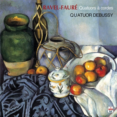 RAVEL / FAURE, Quartet