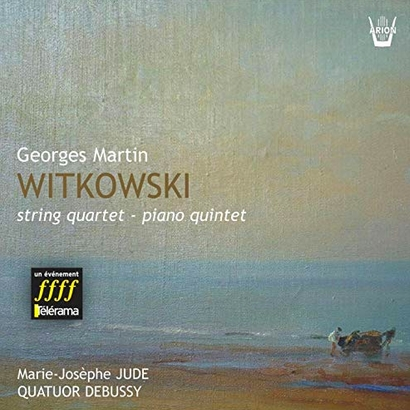 WITKOWSKI, String Quartet - Quintet with piano