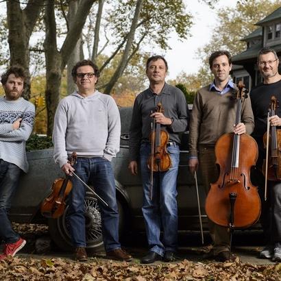 Gabriel Kahane & the Debussy Quartet